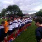 Malone U16 -v- Comnock RFC