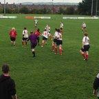 Malone Valykeries score against Carrickfergus