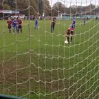 The Paul Clayton penalty show Wroxham!