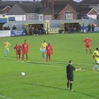 Boro vs Canvey Island F.C