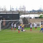 Tilbury F.C vs Boro