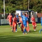 Barton Rovers FC vs Egham Town