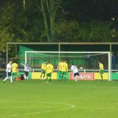 Hitchin Town FC vs Eagles