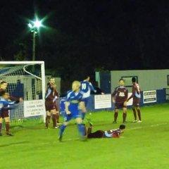 Crawley Green FC vs Blues