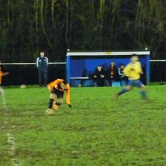 Harpenden Town FC vs Blues