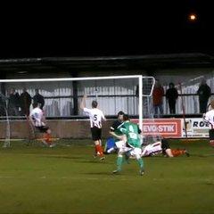 Bridgwater Town FC vs Bishops Cleeve