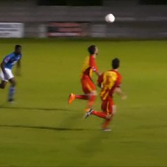 Grays Athletic vs Tilbury  (Stan Veness Cup)
