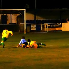 Eton Manor FC vs Haringey & Waltham Development FC