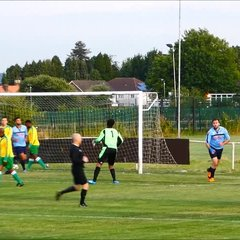 Eton Manor FC vs Haringey & Waltham Development FC