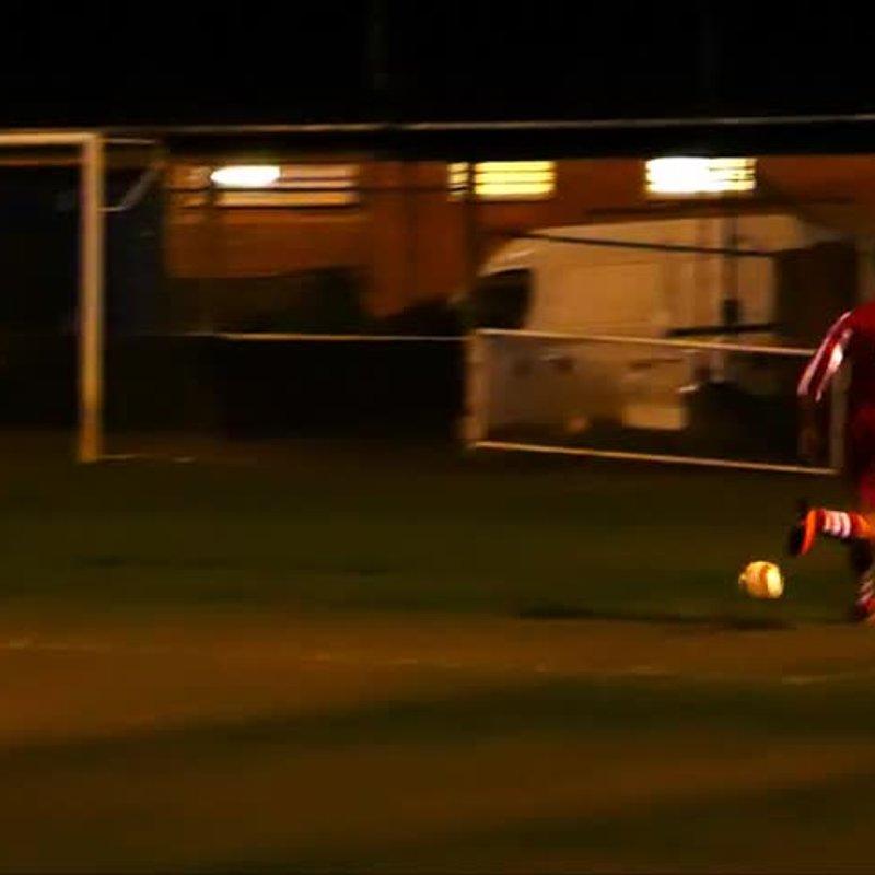Eton Manor FC vs Hullbridge Sports FC  (Eton Manor Goal)