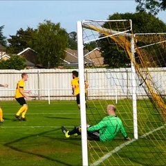 Hall vs Peterborough Sports FC