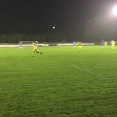 Thatcham Town 3-2 Oxford City Nomads 25/10/16 James Tennant goal