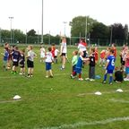 Pilks SAINTS Cubs U7 Camp 18-6-13