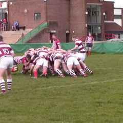 Oldham v Whitehaven 16/04/16 - Ryan Pickles 1st Try