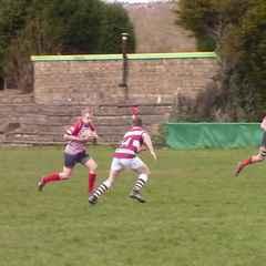 Oldham v Whitehaven 16/04/16 - Ryan Pickles 2nd Try