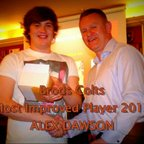 Alex Dawson Most Improved Colt 2012