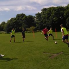 Open Age Men Pre Season Training
