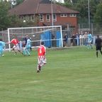 MAINE ROAD V ST HELENS TOWN Sat 2nd August 2014 by Alex Miller