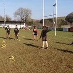 1 Feb 2013 Rugby Camp Day 1