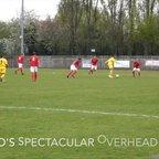 Uxbridge  FC v Potters Bar Town FC