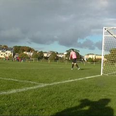 Arran Horton First Goal Against Beeston St Anthony's