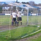 Kingy fires home against Tooting & Mitcham