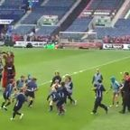 Madrascals Try Murrayfield 2014 - Harry