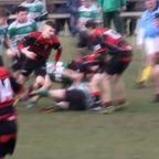 U16 2015 Cheshire Cup Semi Final at Lymm -