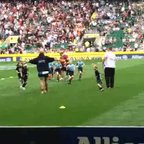 Under 7's Twickenham Match