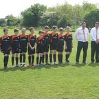 U11 CUP FINAL 2014 Teams Line-up