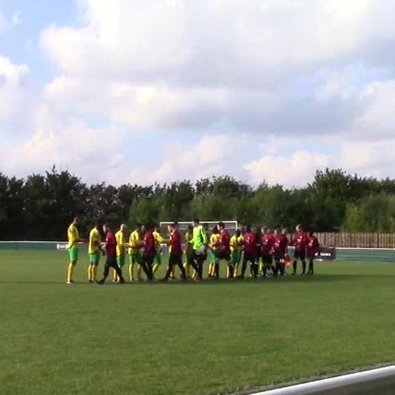 West Bridgford 0-2 Radford