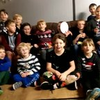 Merry Christmas from Middlesbrough RUFC U9s & friends ....