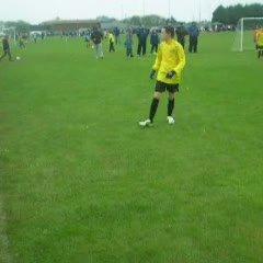 Butlins Tour Match 2012