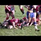 1st XV vs Maidstone - 1st Half