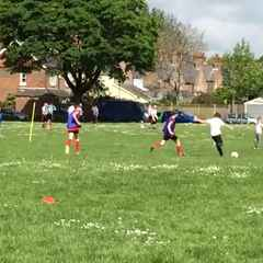 Colts Taster Day at New Park