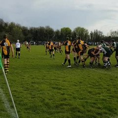 Chosen Hill vs Hucclecote 12.04.16 Senior Cup Round 1