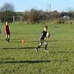 u12 training slow motion