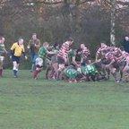 1st XV v Finchley, CRFC Try