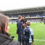 Edinburgh Mascot's, Niamh and Andrew, interview