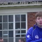 Cleethorpes Town Junior Training this morning - 9am-10am