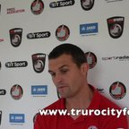 Steve Tully Post Match Interview - 3rd October 2015