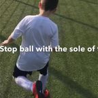 Vision Football Academy Skill of the Month -  Maradona 360