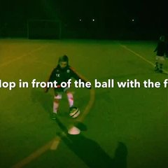 Vision Football Academy Skill of the month - The Ronaldo Chop