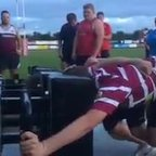 U16's Scrum Machine