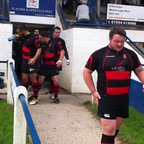 1st XV at Weston-Super-Mare RFC