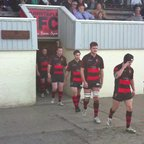 1st XV at Barnstaple RFC