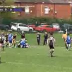 Wigan St Pats vs Siddal (highlights) 26-Apr-14