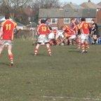 Simon Tindall Try vs Ryton March 2013