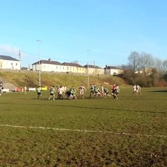 Dean Williams Try v Whitland (07/02/2015)