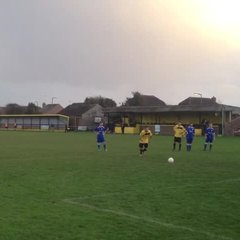 Penalty against Newhaven Reserves